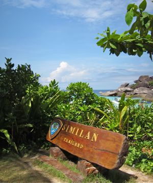 Similan Islands re open