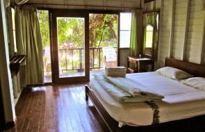 Koh Miang inside bungalow