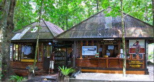 Visitor Center on Koh Miang